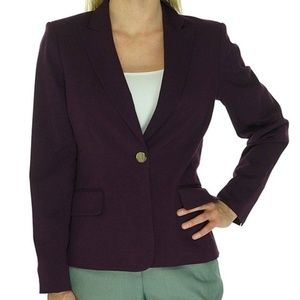 Calvin Klein Blazer Jacket Single Button